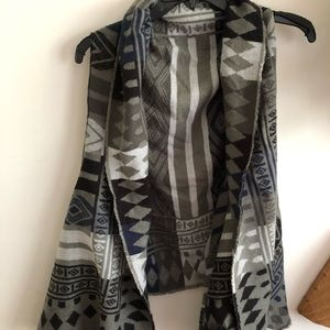 Tops - Breathable Tribal Cardigan
